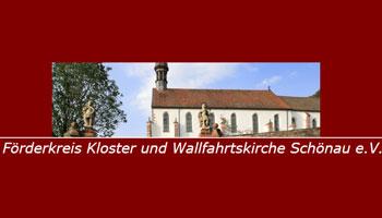 Förderkreis Kloster und Wallfahrtskirche Schönau